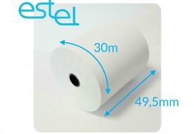 Rolka termiczna 49,5mm x 30m - 1szt.
